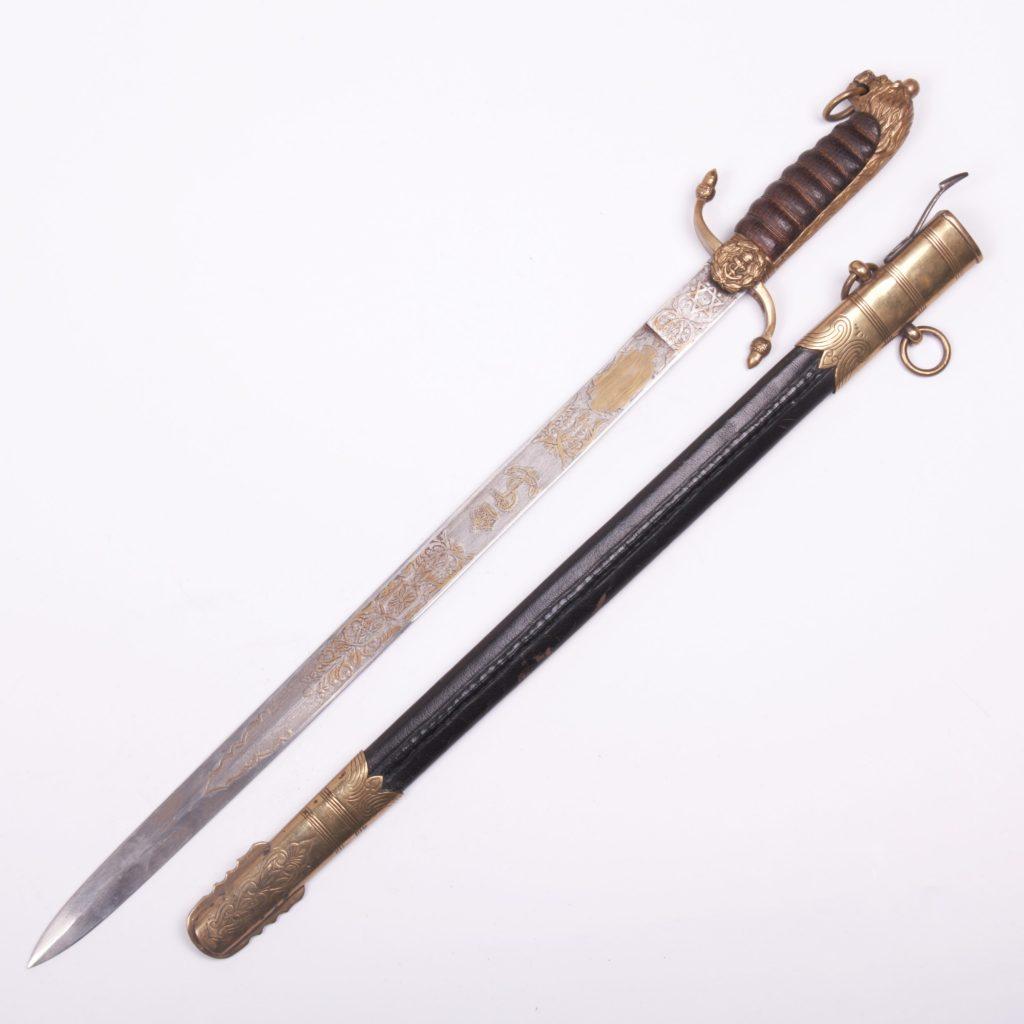 Great Britain Mindshipman's Dagger - Antique weapons ...