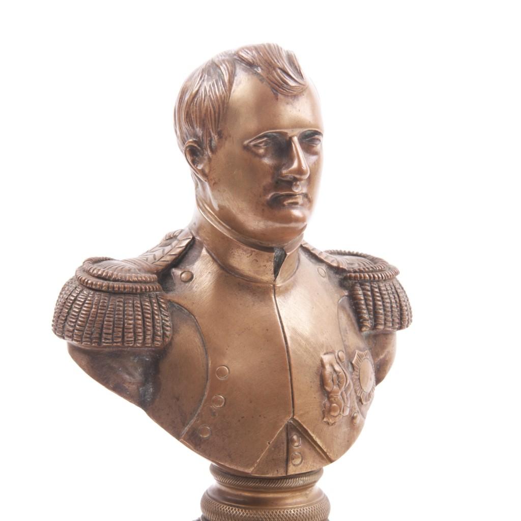 Napoleon Bronze Bust by Chaudet