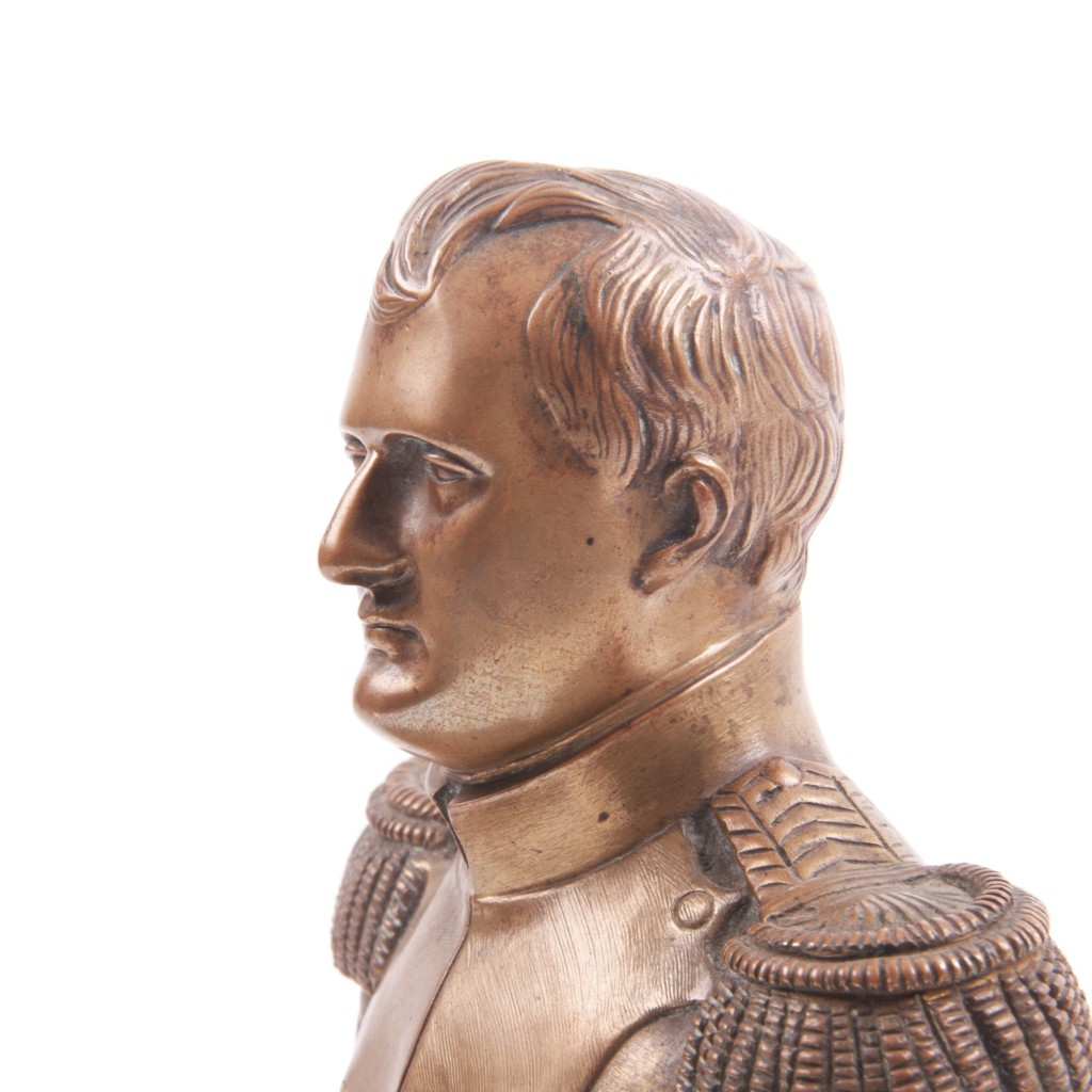 Napoleone bronze sculpture