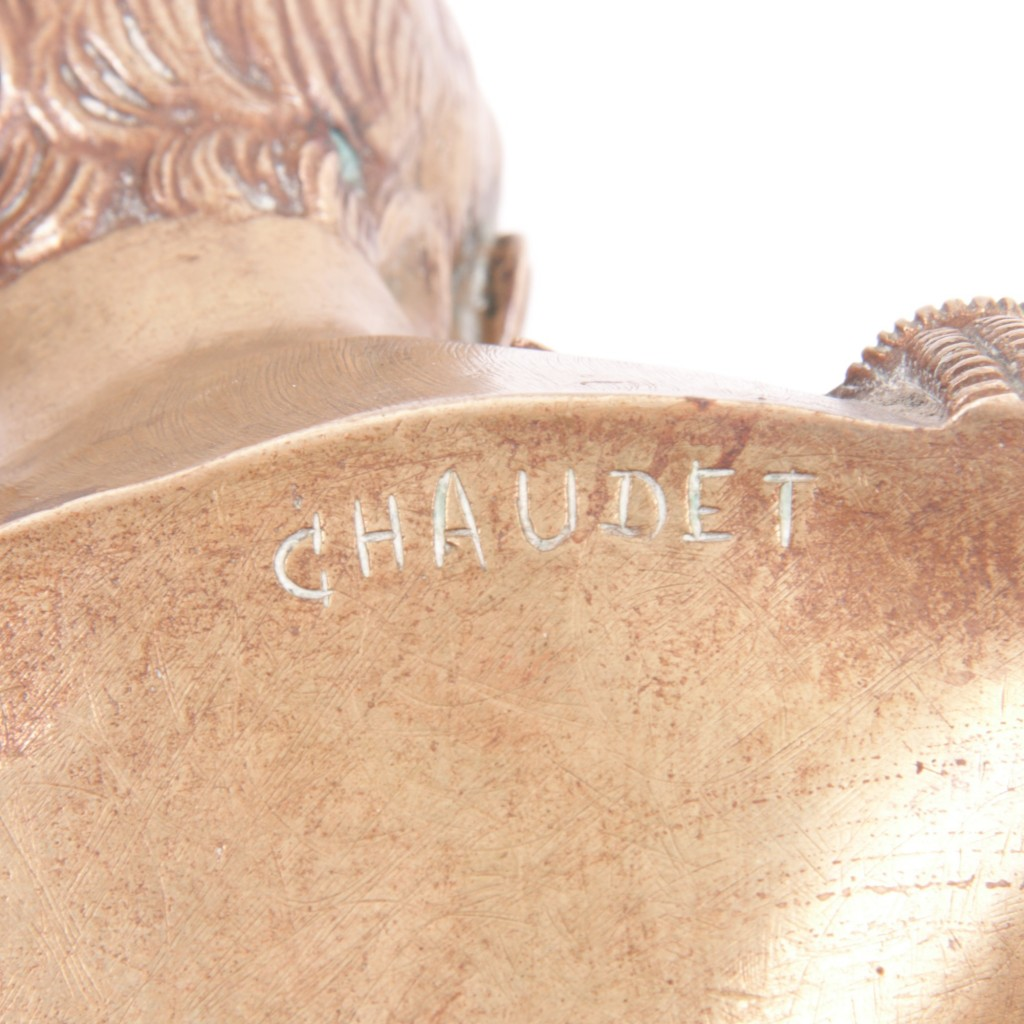 Chaudet french sculptor