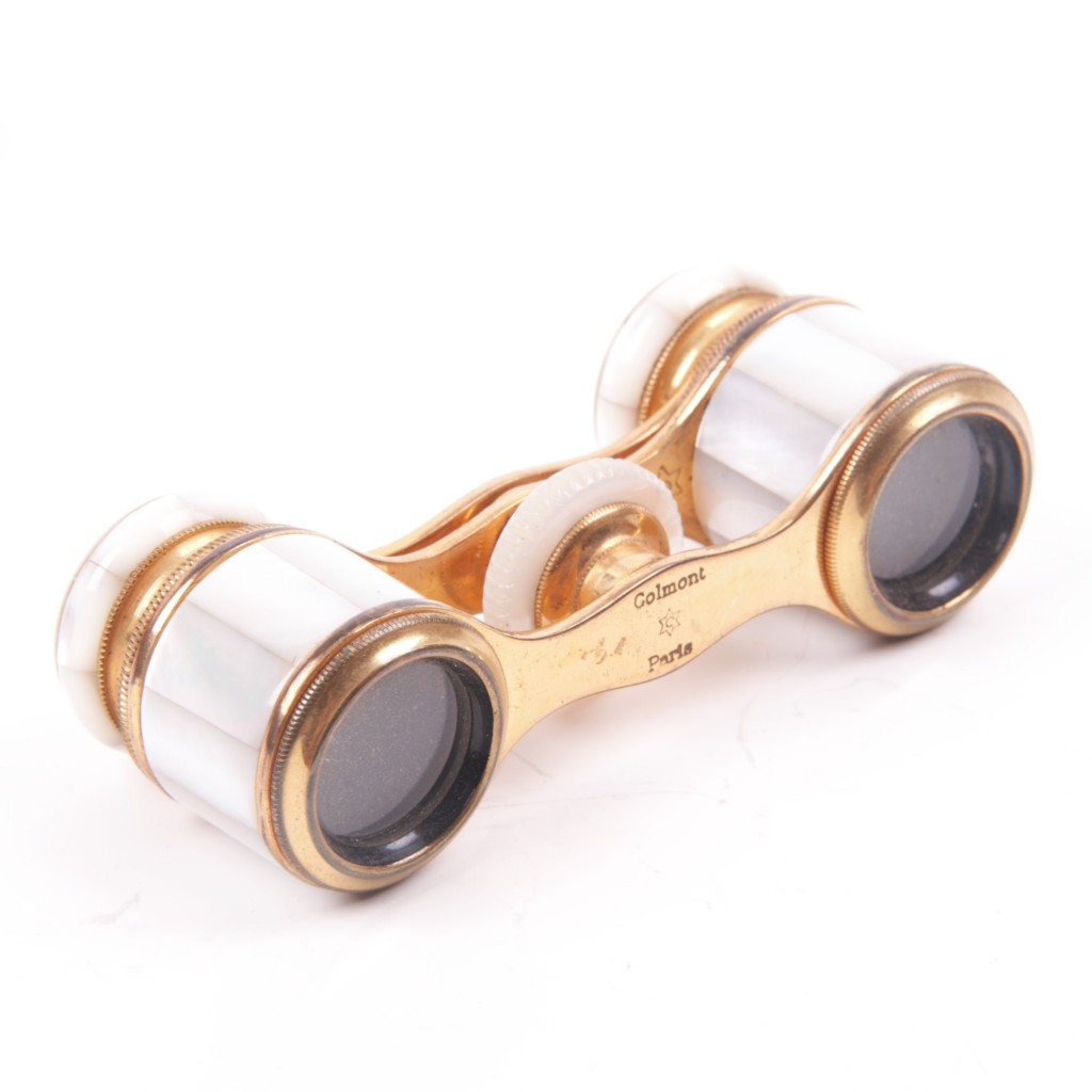 Colmont Mother of Pearl Opera Glasses