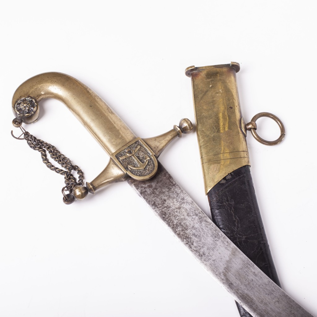 French Ports Gendarmerie Sword. First third of 19th century