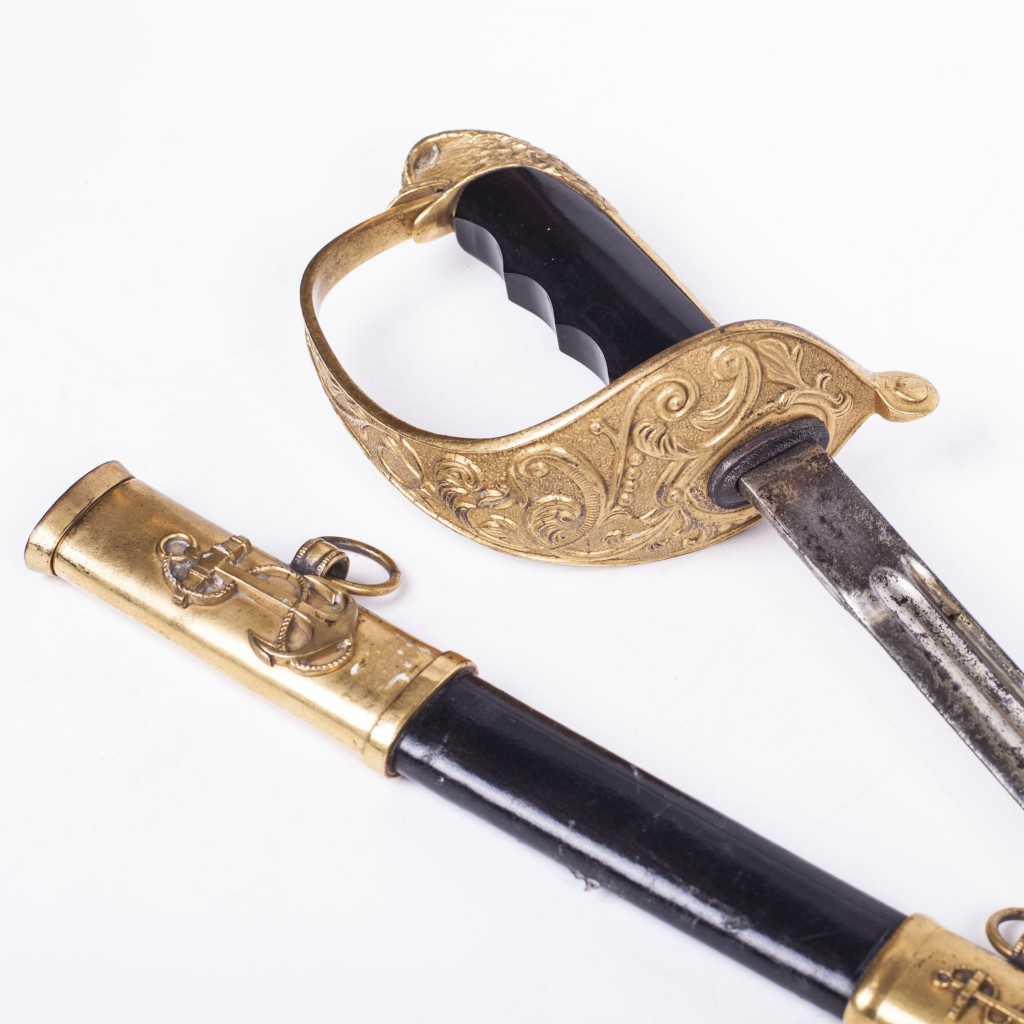 Italian Navy Sword
