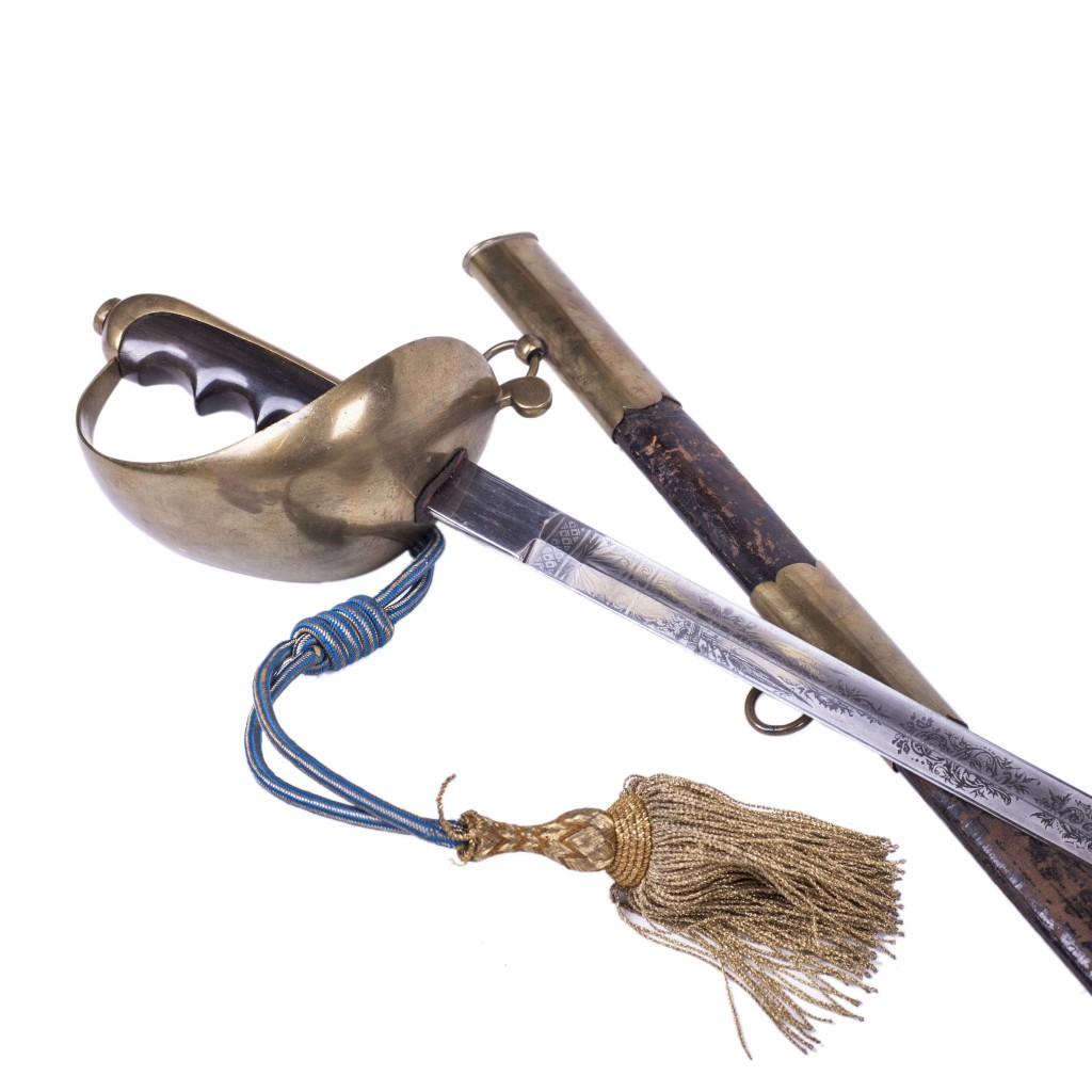 C-1900 Italian Infantry Sword