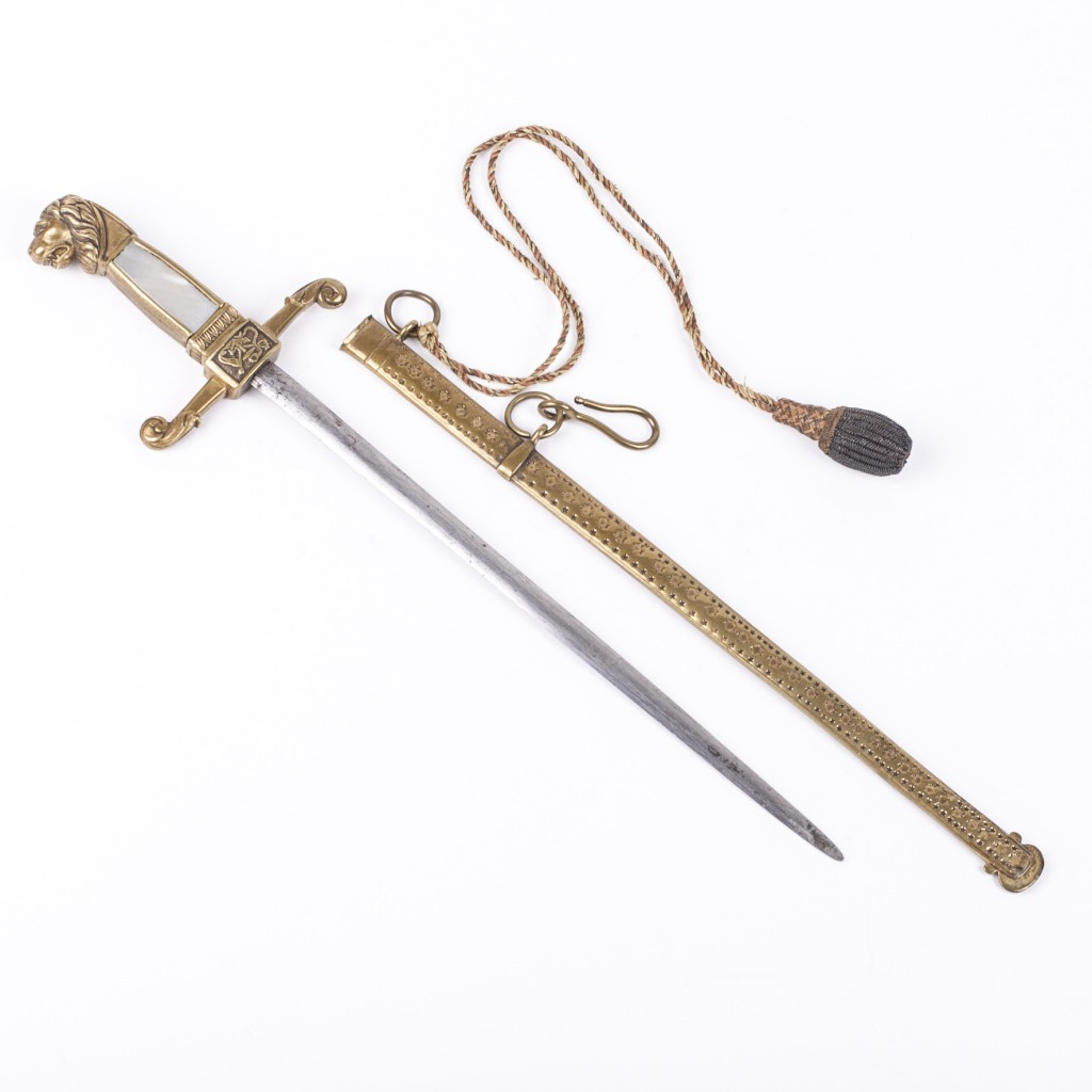 Sweden Navy Dagger