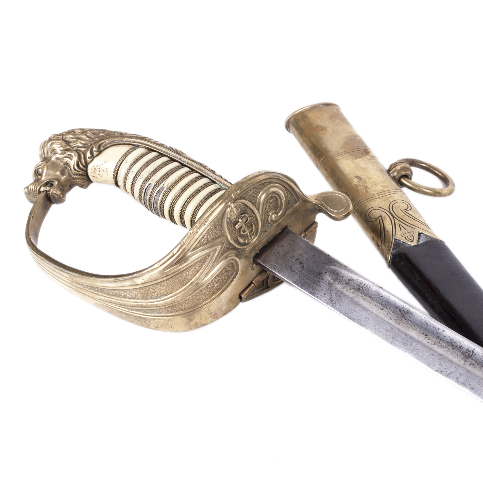 German Navy Officer's Sword