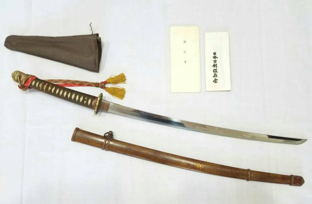 Japanese ww2 general's 98type  Sold