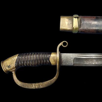 Russian sword